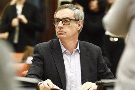 """Ciudadanos dice que Moix dimite """"mal y tarde"""" e invita a irse a Catalá y al fiscal general"""