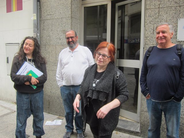 Suspendido un desahucio en Vigo.