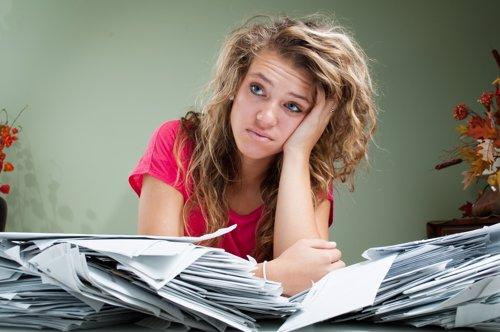 1 De Cada 4 Estudiantes De 15 Años No Saben Leer Una Factura.