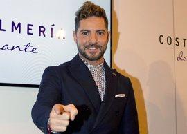David Bisbal arranca en Almería su gira 'Hijos del mar' con entradas agotadas