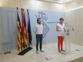 El PP denuncia la suciedad de las calles de Palma