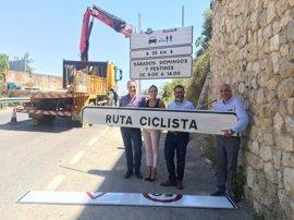 La Junta pone en servicio dos nuevas rutas ciclistas seguras de Quesada a Pozo Alcón y de Cazorla a Coto Ríos