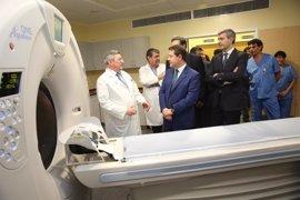 El Gobierno de Castilla-La Mancha pone en marcha un nuevo TAC de altas prestaciones en el Hospital de Toledo