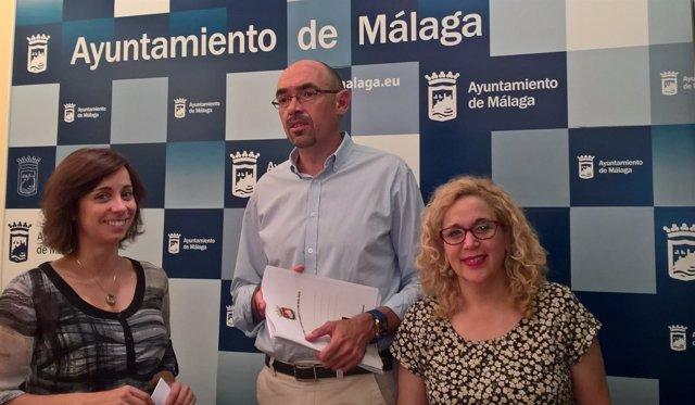 Nota Y Documento De Balance De Dos Años En La Corporación Del Ayuntamiento De Má