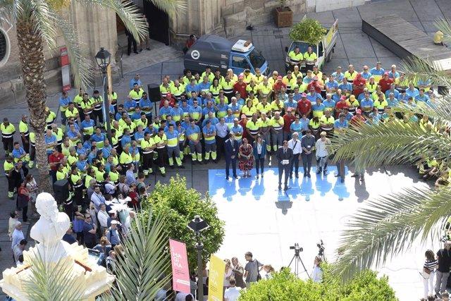 Comienzan las obras del proyecto 'Murcia ADN Urbano'