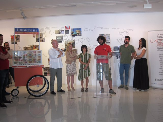 Inauguración del programa cultural 'Cáceres abierto'