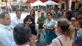 """PP de Sevilla alerta del """"hartazgo"""" de los vecinos de la Alfalfa y acusa a Espadas de """"consentir un barrio sin ley"""""""