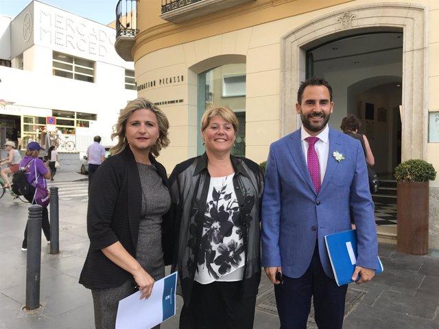 Doña, Moreno y Pérez