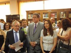 """Los jueces protestan en Andalucía contra el plan del CGPJ para las cláusulas suelo y vaticinan que será un """"fracaso"""""""