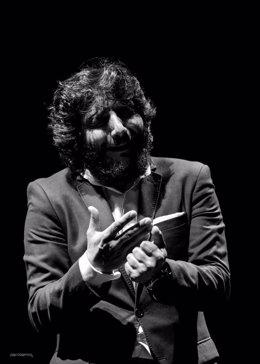 Antonio Reyes cantaor chiclanero bienal de flamenco de málaga