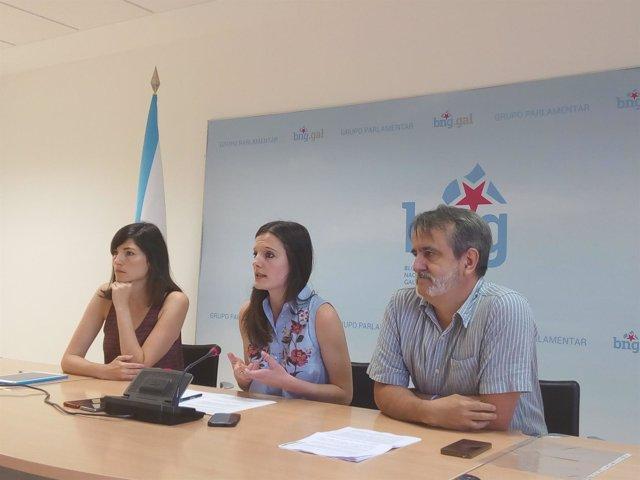 Investigadores y BNG denuncia que la Xunta exclusiones en becas postdoctorales