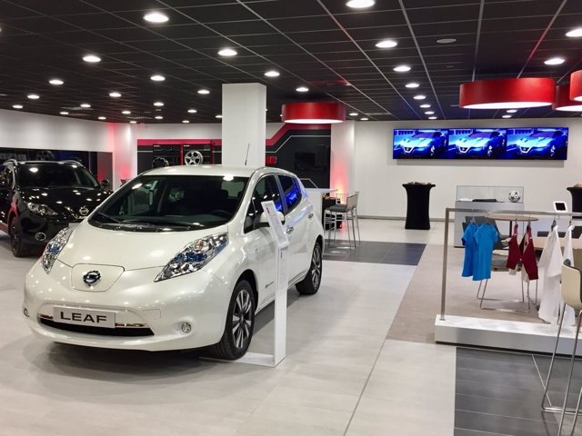 Concesionario Concesol de Nissan en Marbella
