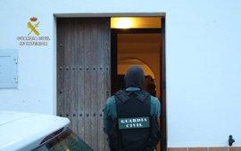 La operación de la Guardia Civil en la Part Forana desarticula cinco puntos de venta de droga