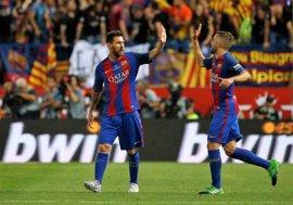 """Valverde: """"Espero ayudar a Messi a mejorar o a que siga sorprendiéndonos"""""""