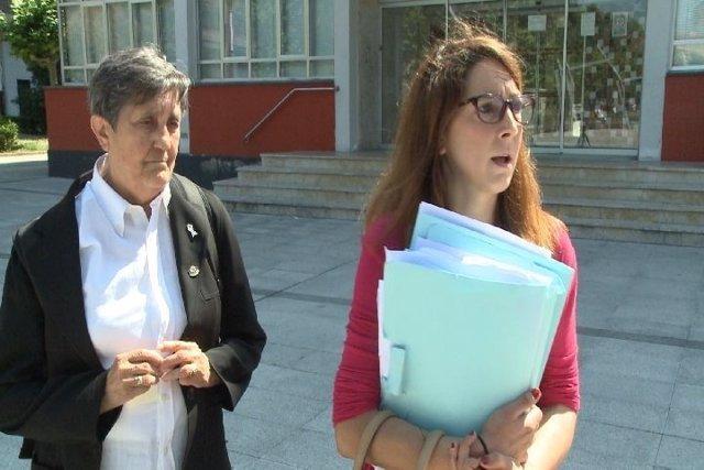 Blanca Estrella Ruiz y Maite de Iturrate