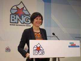 """Pontón (BNG) pide al PP que """"deje de hacer partidismo"""" con el desalojo de un edificio de okupas en Santiago"""