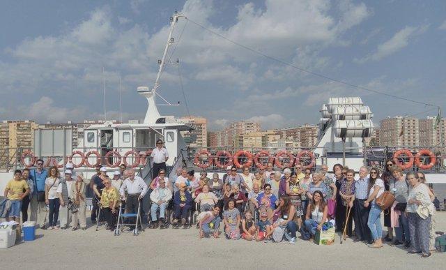 Residencia de ancianos de San Roque en 'Conoce tu puerto'