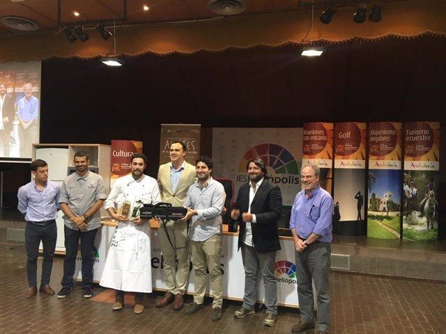I Concurso de Cocina AOVE de la provincia de Sevilla 'Jóvenes Promesas'