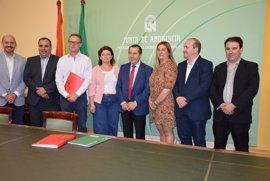 Siete ayuntamientos de Málaga acuerdan que sus policías locales se apoyen mutuamente en servicios puntuales