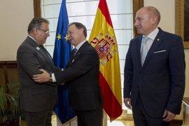 Interior reforzará con 46 agentes el despliegue en Ceuta por la OPE