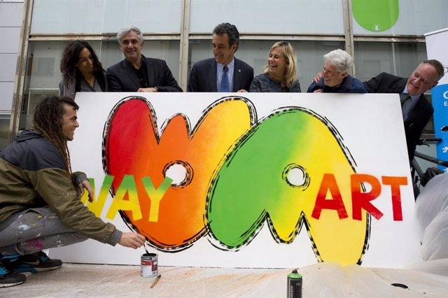 Presentación del proyecto 'Way Art' enmarcado en el Año Jubilar Lebaniego