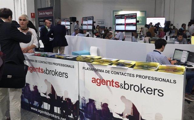 Agents & Brokers participa en el BizBarcelona