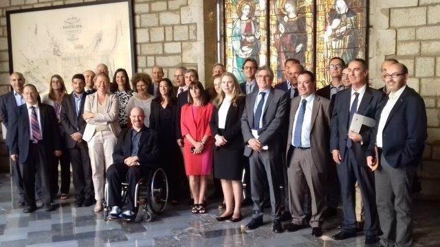 Encuentro del Cefg Group en Barcelona