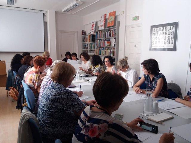 Reunión del Consejo Navarro de Igualdad