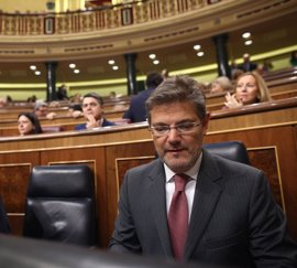 Catalá no ve ningún motivo de ilegalidad para promover el cese de Moix más allá de la renuncia personal
