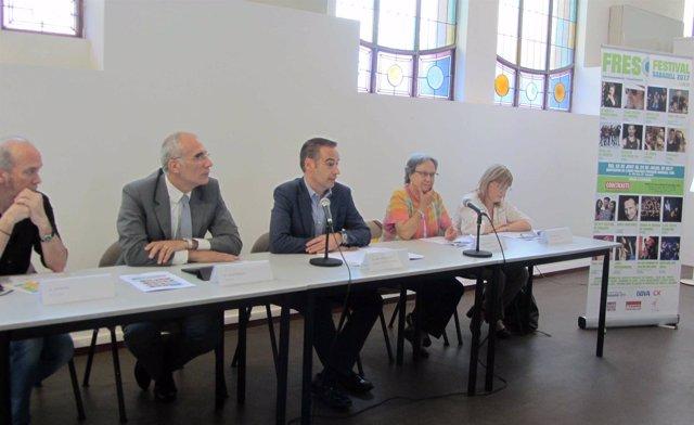 Presentación del Fresc Festival de Sabadell