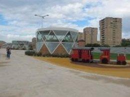 Parque del Soterramiento del Ferrocarril de Logroño