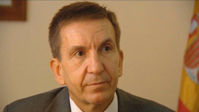 Dimite el fiscal anticorrupción, Manuel Moix