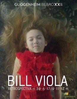 Bill Violaren lana Guggenheim museoan