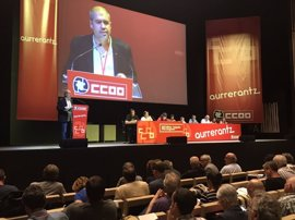 """CCOO Euskadi afronta su XI Congreso con el objetivo de """"recuperar terreno"""""""
