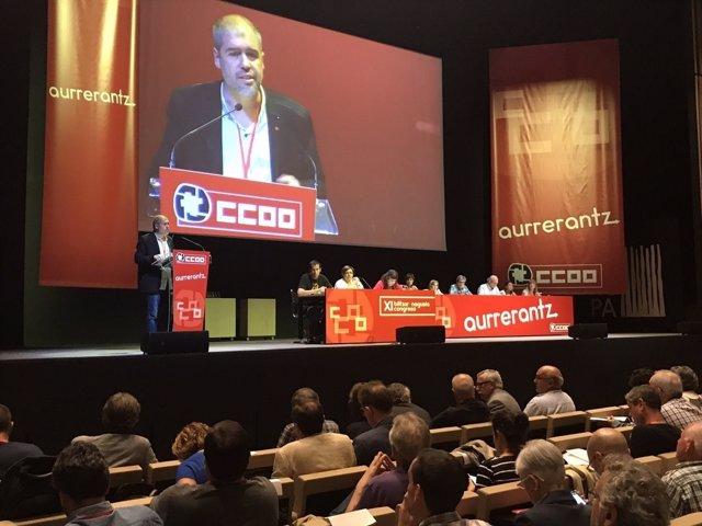 Congreso CC.OO. Euskadi