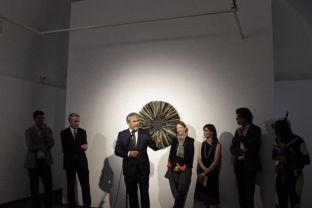 Presentación de Inund'ART 2017 de Girona