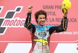Mir y Morbidelli buscan en Mugello seguir con paso firme en Moto3 y Moto2