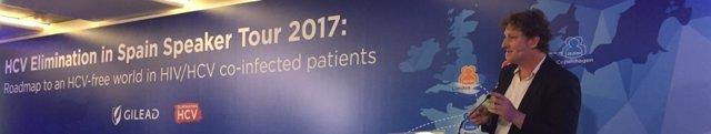 """""""HCV Elimination Tour 2017 In Spain: Roadmap To An HCV-Free World In HIV/HCV"""