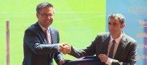"""Valverde dará una """"vuelta más"""" al estilo del Barça"""