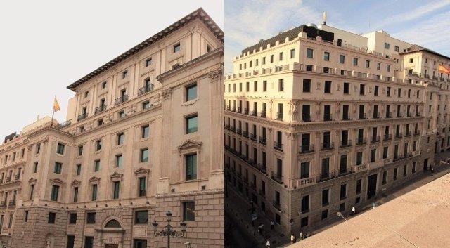 Edificios de ampliación del Congreso