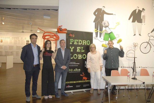 Presentación de 'Pedro y el lobo', 20 años después de su estreno