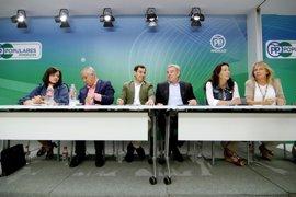 PP-A crea un grupo territorial de senadores, que reclamará a Rajoy una ley de Atención Temprana