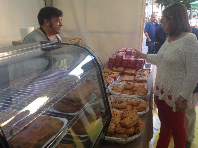 Marcos participa en la V Fiesta de Exaltación del Cochinillo