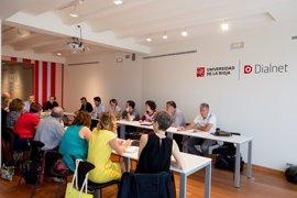 El Consejo de Gobierno de la UR celebra una reunión ordinaria en la sede de la Fundación Dialnet