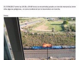 El Ayuntamiento exige que los trenes de mercancías no realicen paradas en el núcleo urbano de Logroño