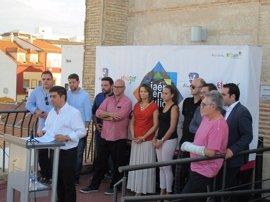 Los Baños Árabes acogen un anticipo de lo que ofrecerán este año los festivales de 'Jaén en julio'