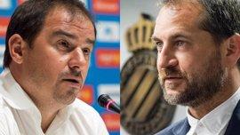 El Espanyol renueva a Lardín como director deportivo y nombra a Òscar Perarnau director general