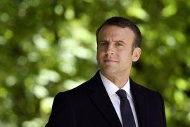 """Macron insiste en el compromiso de Francia con el Acuerdo de París: """"No hay plan B porque no hay planeta B"""""""