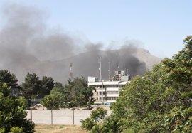 La Policía dice que el objetivo del atentado con camión bomba en Kabul era la Embajada de Alemania
