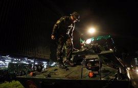 La Policía de Filipinas asegura que el asaltante del complejo de ocio de Manila se inmoló a lo bonzo